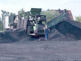 Poza recyklingiem gruzu zajmujemy się też kruszeniem węgla